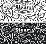 'Steam Couture' - bag design by mayan-art