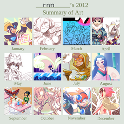 In 2012 I did stuff by prnnography
