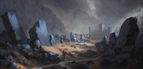 Forgotten lands by Lensar