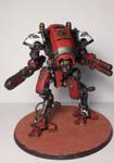 Adeptus Mechanicus Armiger warglaive 2 by muttoz