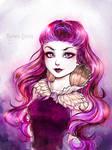Raven Queen by Lio-Sun