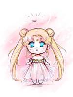 Sailor Moon: Chibi Serenity by Lio-Sun