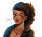 Commission: Hannah by Lio-Sun