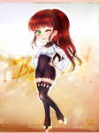 Chibi: Blade and Soul by Lio-Sun