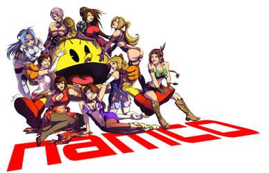 Namco by Bisart