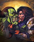 Warcraft by Bisart