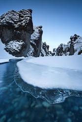 Frozen Crust by erezmarom