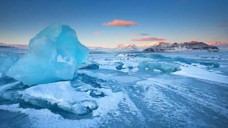 Fields of Ice by erezmarom