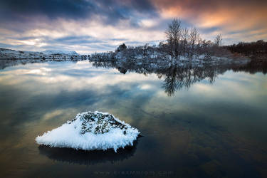 Freezing Silence by erezmarom
