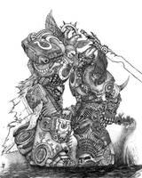 warhammer by sustai