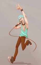Rockin Rick by twistedCaliber