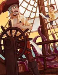 Pirates by twistedCaliber