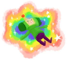 Prince of all Cosmos by CutieKaboom