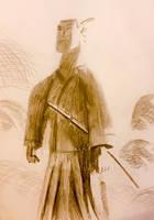 Memorial (From Samurai Jack) by artman7391