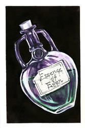 Day 21 Potion Brewer by sabriel88