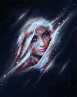 A spot between the stars by eigenI