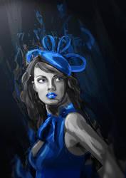 The Blue by eigenI