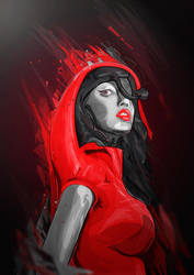The Red by eigenI
