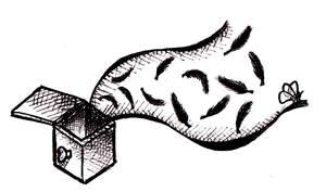Pandora's Box by katiebroke