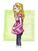 Quinn Fabray by katiebroke