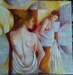 donne al bagno by antrisia