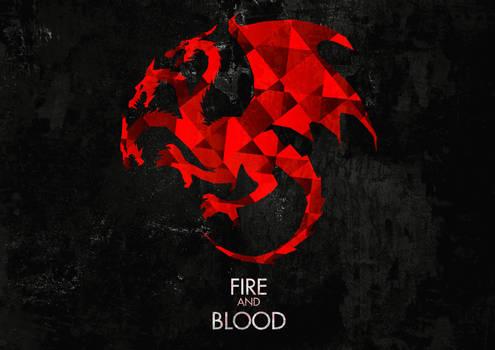 House Targaryen by Archaox