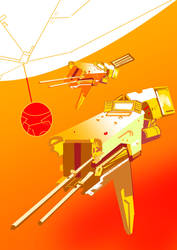The Helium Station by tokugawamusashi