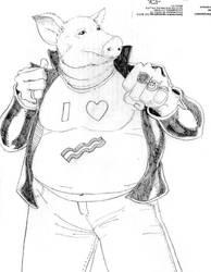 Cerdo by Sgt-Richard