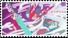 Zero Album Stamp by ColleenekatStamps