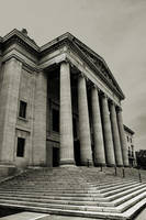 Manitoba Legislative Building in Winnipeg by Joe-Lynn-Design