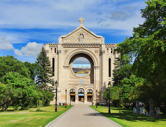 Saint Boniface Cathedral by Joe-Lynn-Design