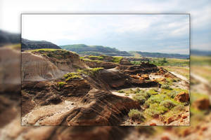 The Alberta Badlands by Joe-Lynn-Design