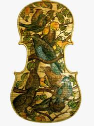 Birds on a Fiddle by naomirandall