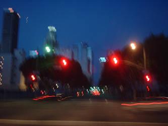 LA Night by cyansmoker