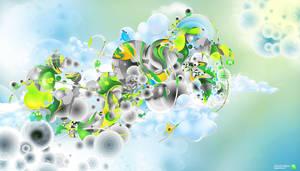 Jade Puff by huMAC