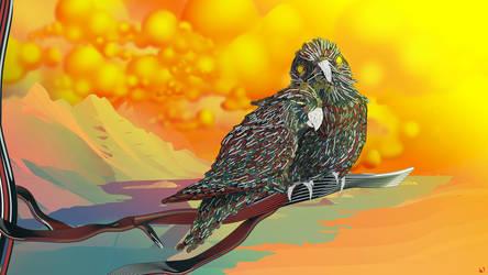 Luv Birds by huMAC