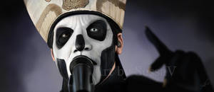Ghost - Papa Emeritus III by SessaV