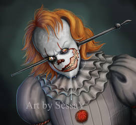 IT - Pennywise - 7 by SessaV