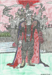 Dracula Vlad Tepes by SHADOWLOUIX