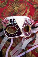 Wedding Mask by EnchantedMasquerade