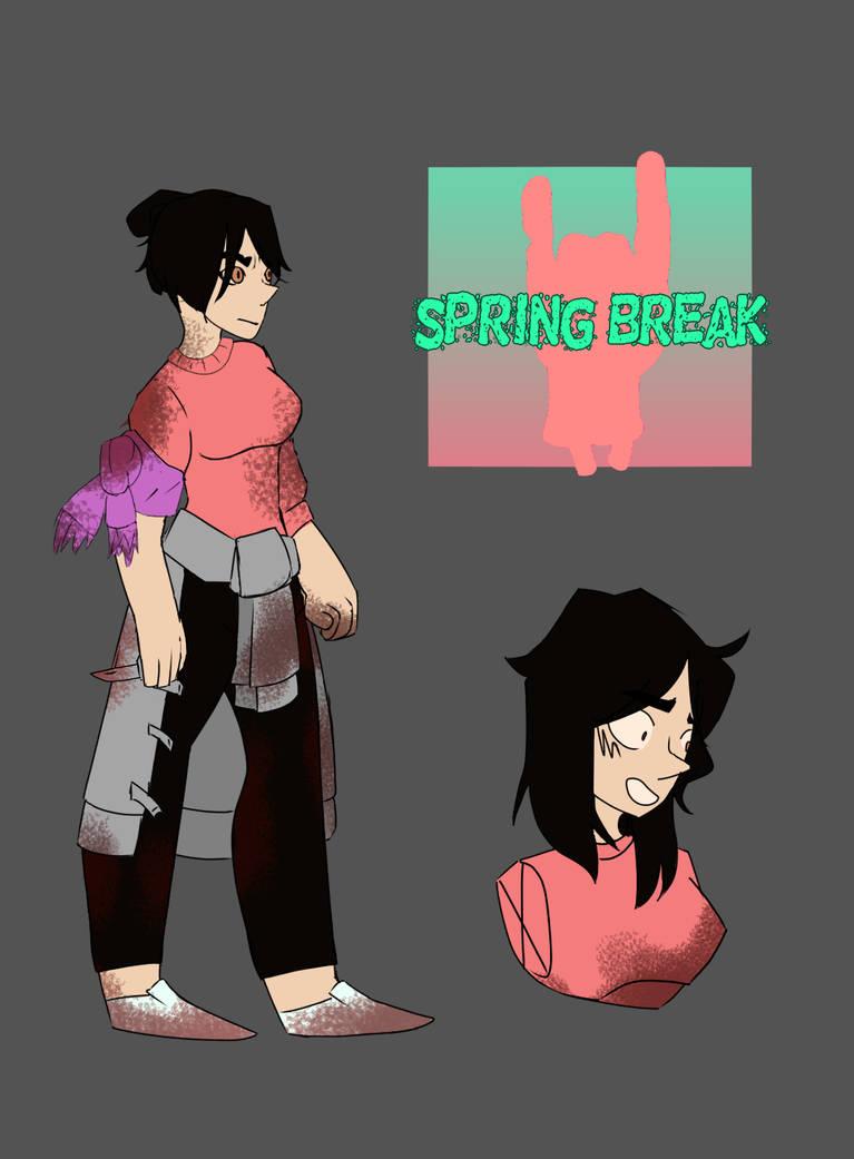 Sabrina (spring brake) by diamondpup