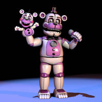 [Edit] Funtime Freddy and... Funtime Freddy? by DaHooplerzMan