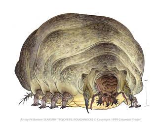 Brain Bug: SST by filbarlow