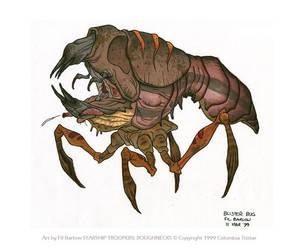 Blister Bug: SST by filbarlow