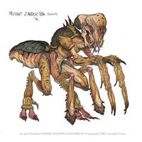 Zander Bug: SST by filbarlow