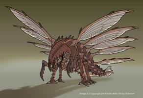 5 Day Class: Apex Predator by filbarlow