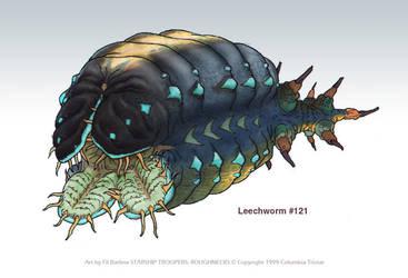 SST: Leechworm by filbarlow
