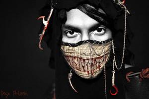 Schmerzensschreie by Onyx-Philomel