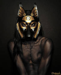 Puissant Anubis by Onyx-Philomel
