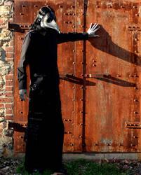 No Escape by Onyx-Philomel